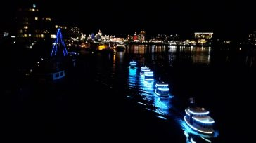 victoria new years eve harbour ferry 2