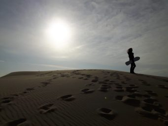 Jessie M. Honeyman State Park campground oregon sand dunes