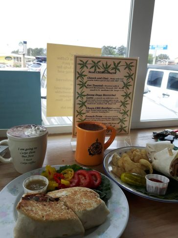 green salmon cafe yachats