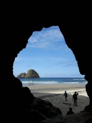 oceanside oregon tunnel