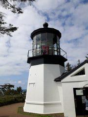 cape meares lighthouse oregon coast