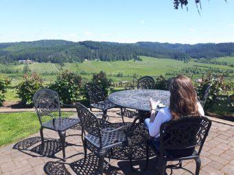 oregon vineyards winery