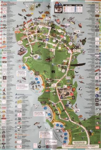 Tofino Map
